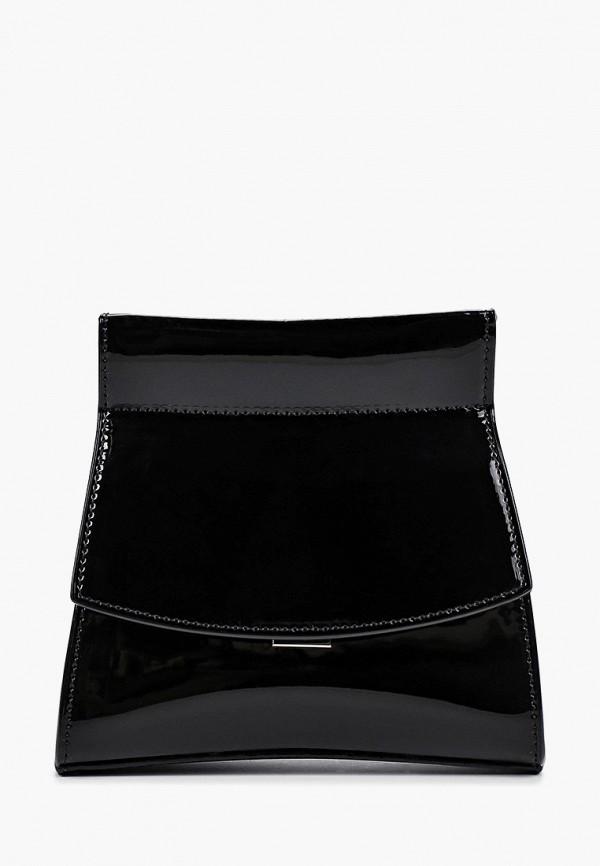 женская поясные сумка mascotte, черная