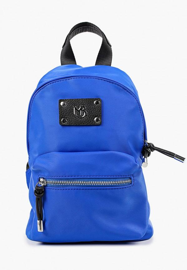 женский рюкзак marco bonne', синий