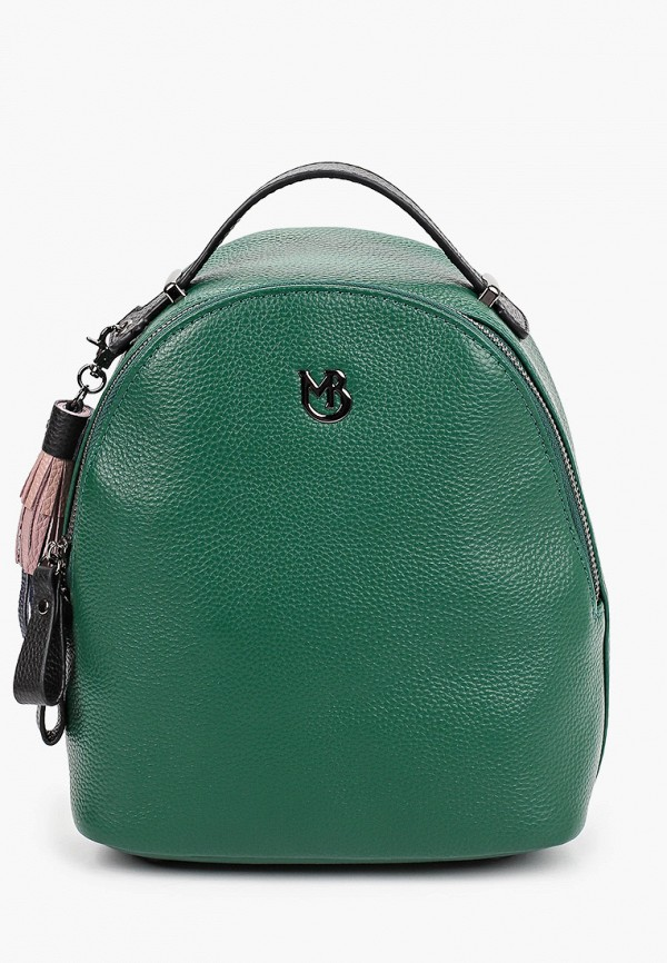 женский рюкзак marco bonne', зеленый