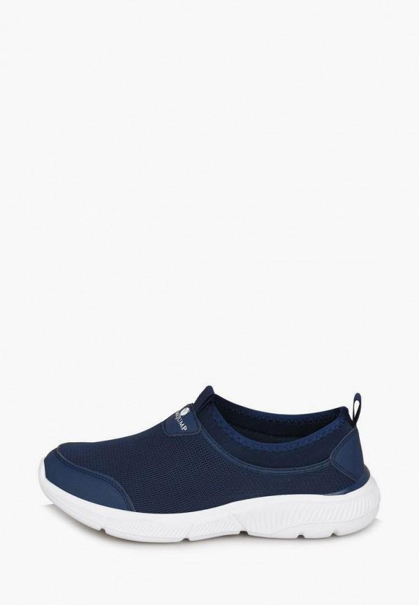 женские низкие кроссовки timejump, синие