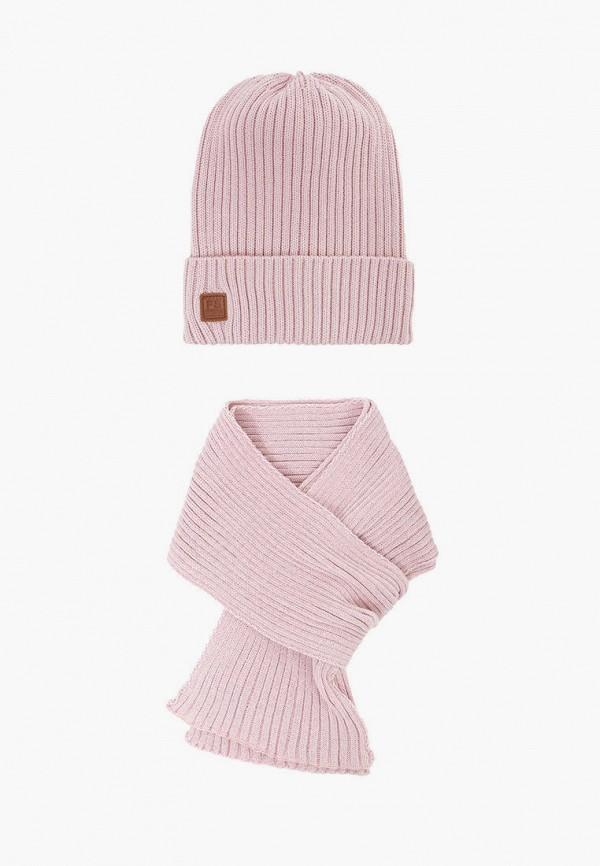 женский шарф fomas, розовый