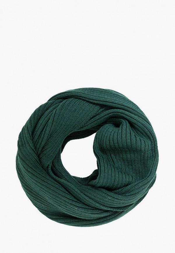 женский снуд fomas, зеленый