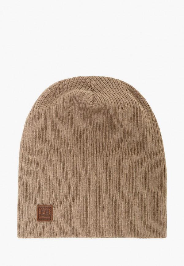 женская шапка fomas, коричневая