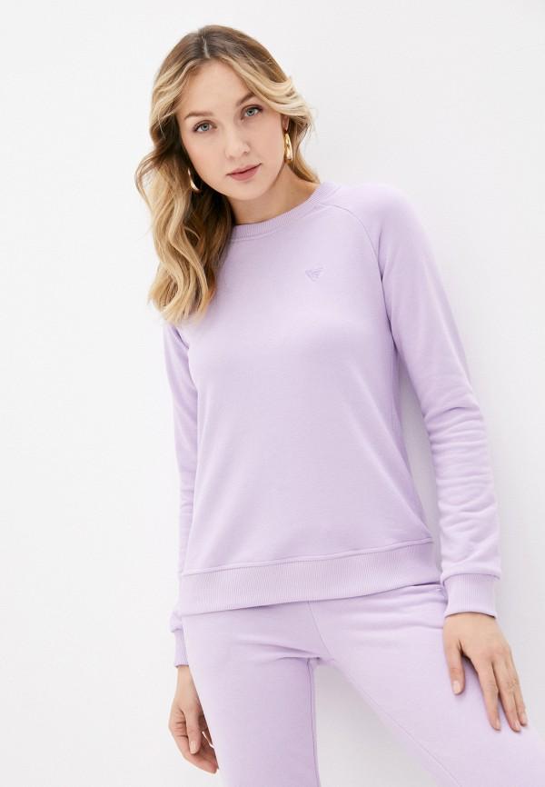 женский свитшот viserdi, фиолетовый