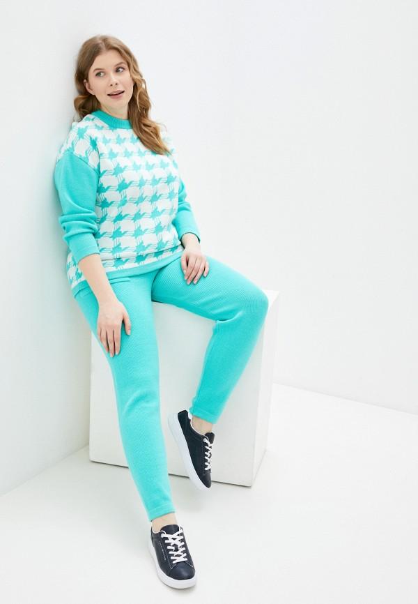 женский спортивный костюм milanika, разноцветный