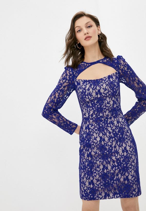 женское вечерние платье ruxara, фиолетовое