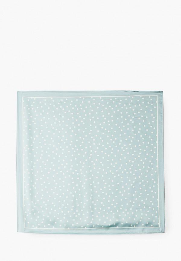 женский платок zarina, бирюзовый