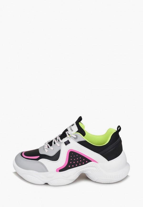женские низкие кроссовки timejump, разноцветные