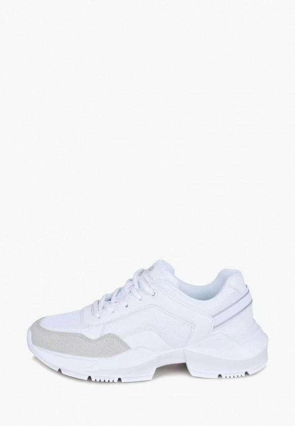женские низкие кроссовки timejump, белые
