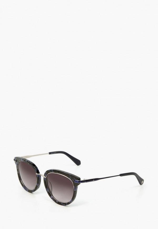 женские солнцезащитные очки enni marco, черные