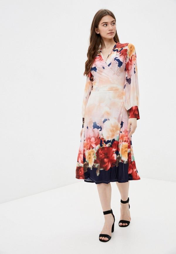 Платье Aelite Aelite  разноцветный фото