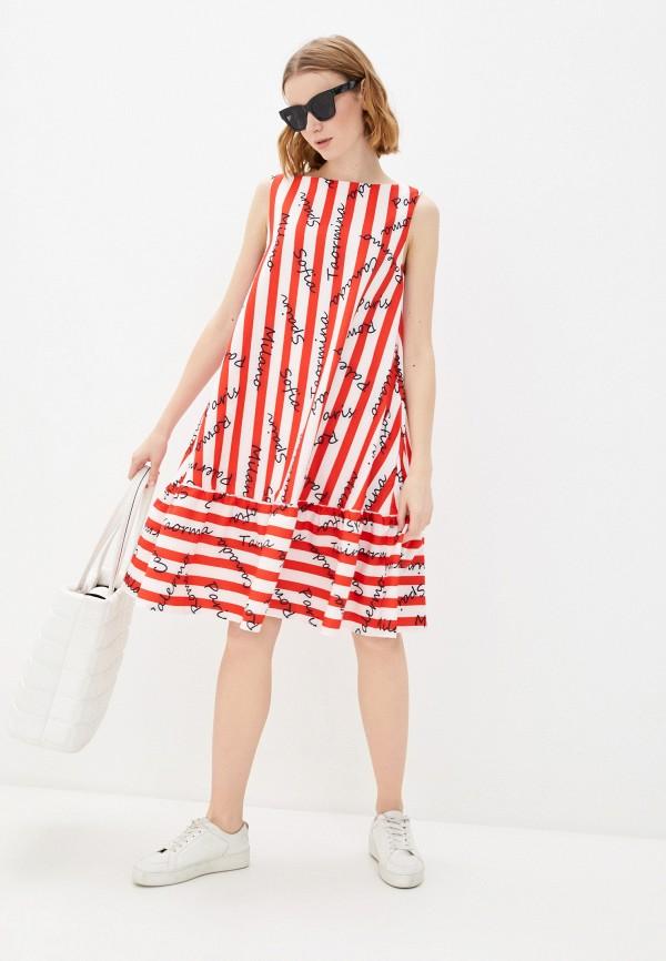 Платье Aelite Aelite  красный фото