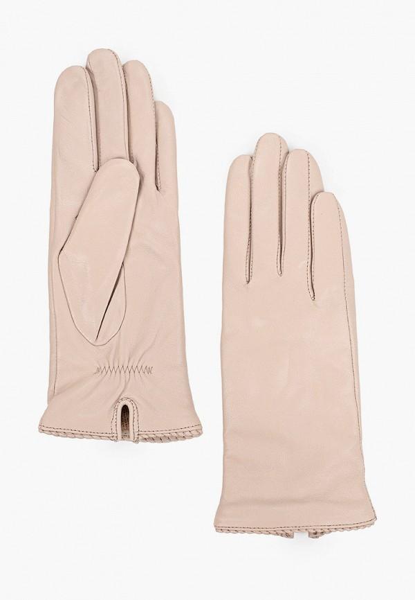 женские кожаные перчатки pitas, белые