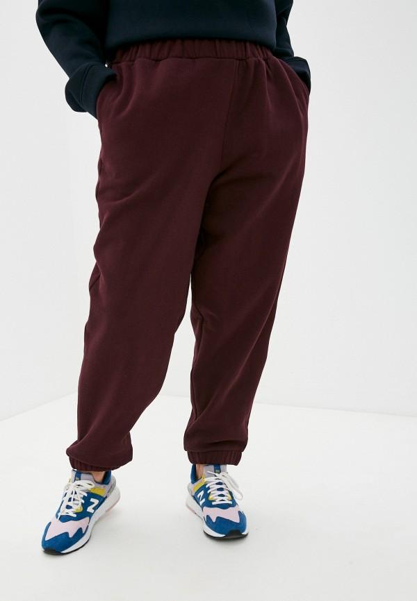 женские спортивные брюки jp, бордовые