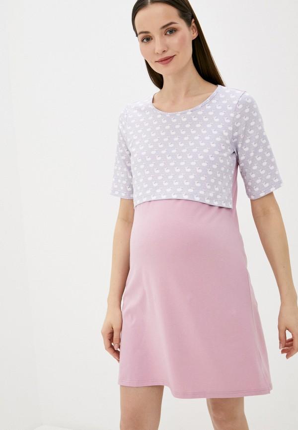 женское платье fest, розовое