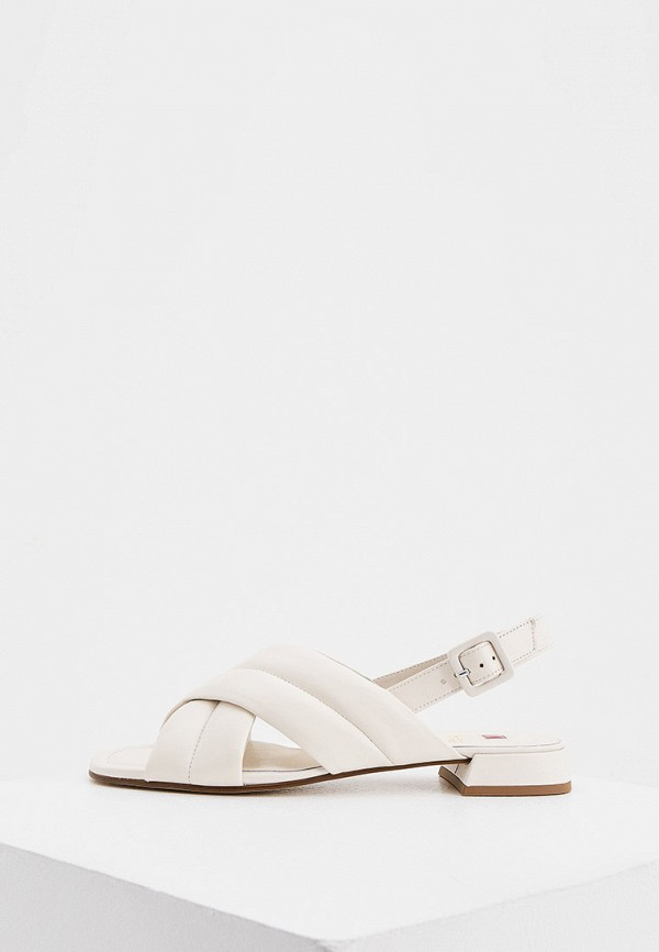 женские сандалии hogl, белые