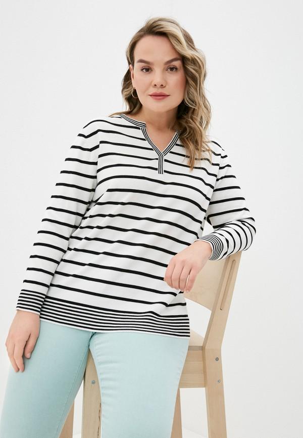 женский пуловер averi, белый