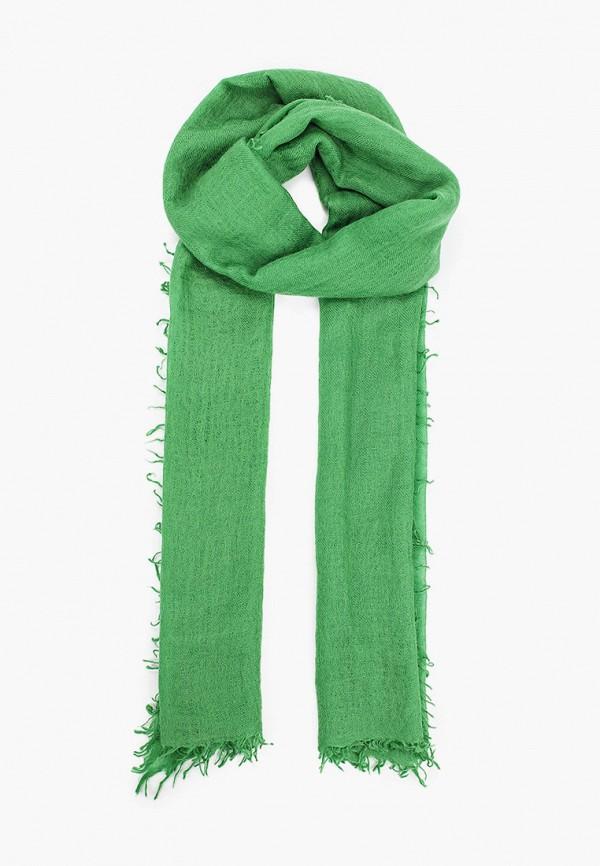 женский палантин gerard darel, зеленый