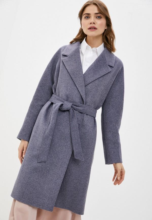 женское пальто avalon, синее