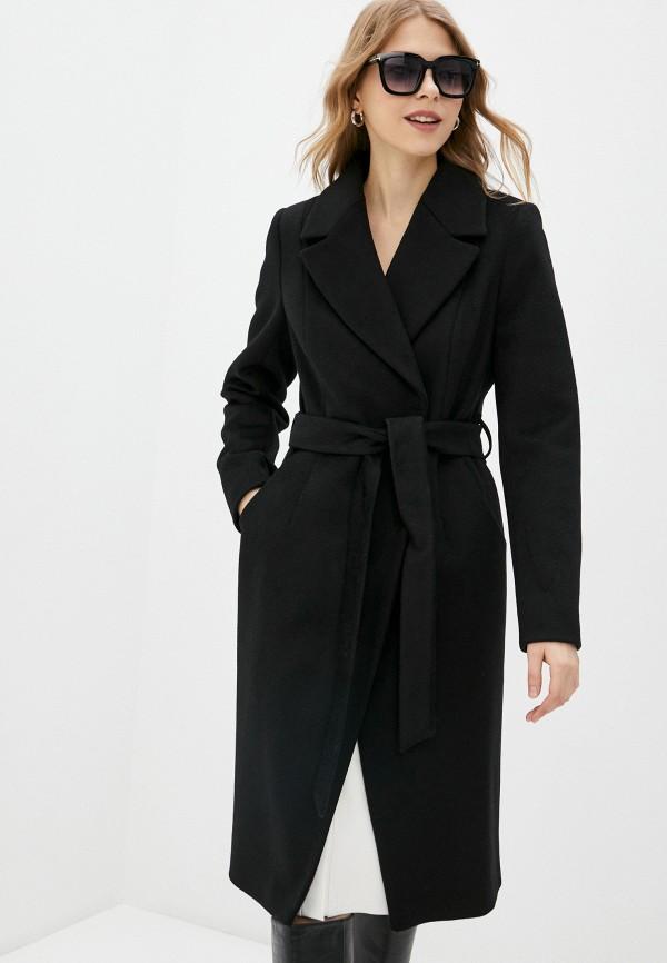 женское пальто avalon, черное