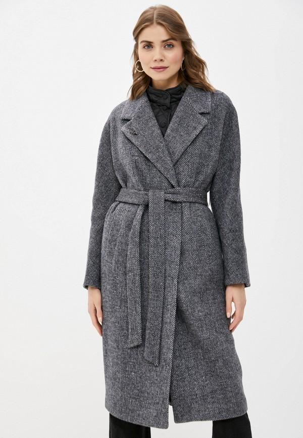 женское пальто avalon, серое