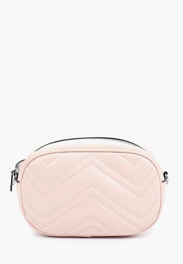женская поясные сумка mironpan, розовая