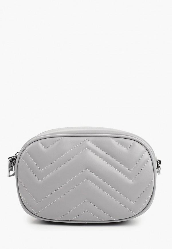 женская поясные сумка mironpan, серая