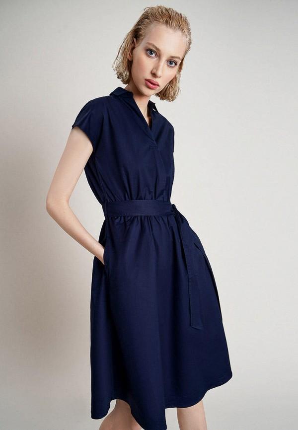 женское платье o'stin, синее