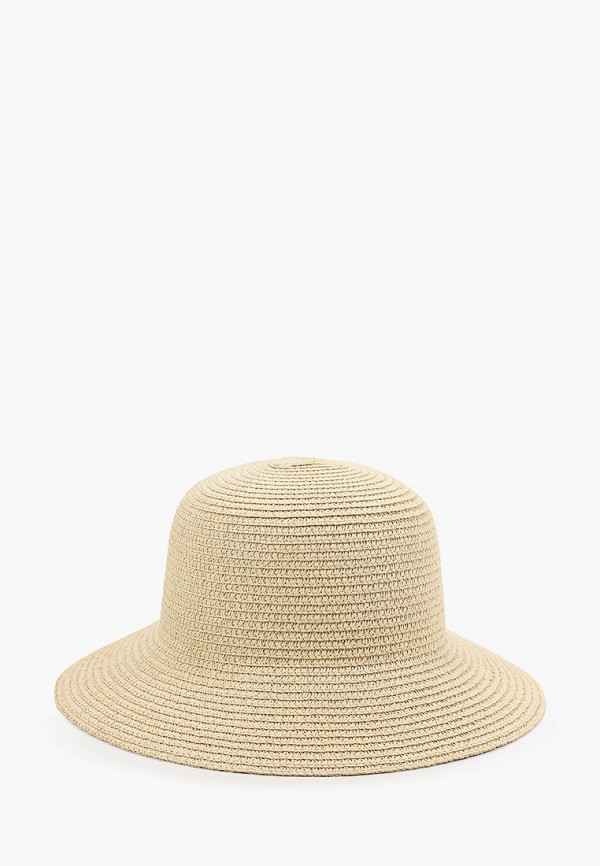 женская шляпа zarina, бежевая