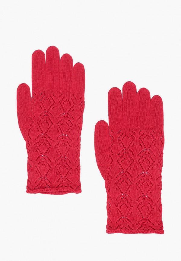 женские текстильные перчатки cepheya, красные
