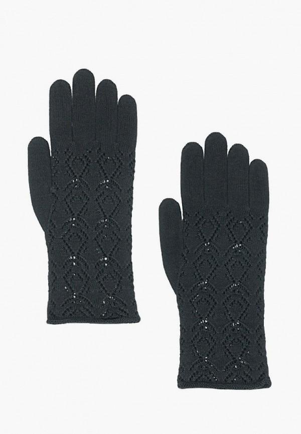 женские текстильные перчатки cepheya, черные