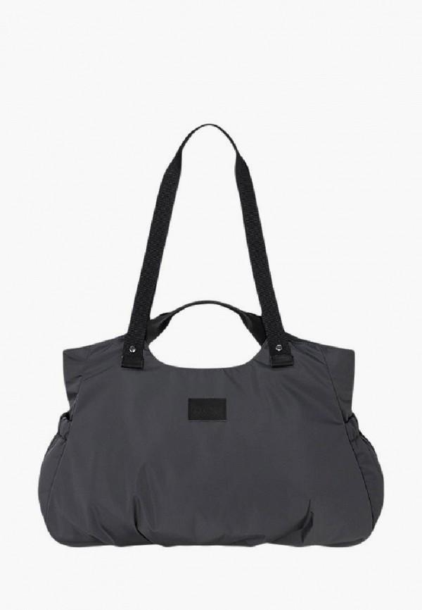 женская сумка exodus, серая