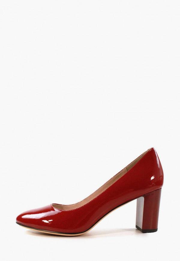 женские туфли magnori, красные