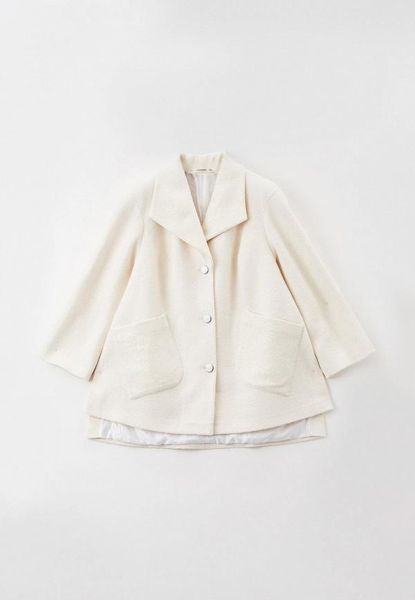 женское пальто trevery, белое
