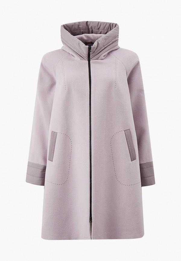 женское пальто trevery, бежевое