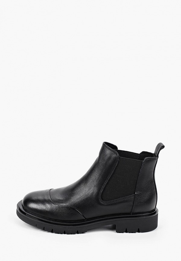 женские ботинки-челси sprincway, черные