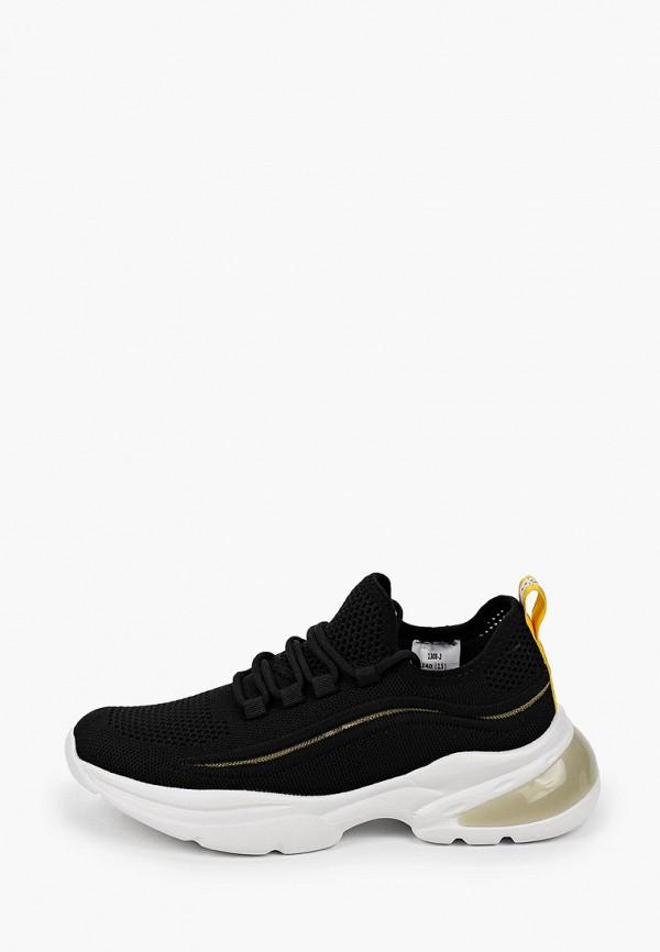женские кроссовки sprincway, черные
