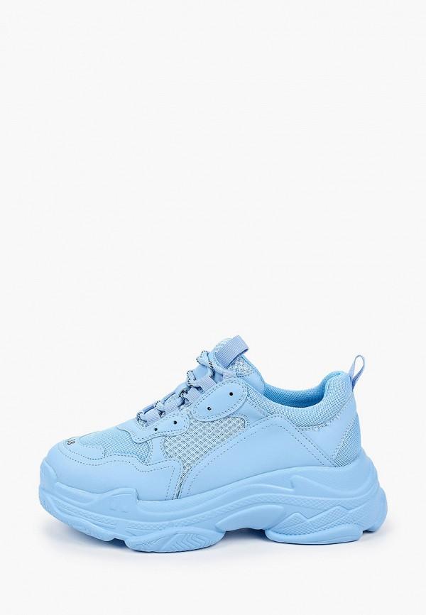 женские низкие кроссовки sprincway, голубые