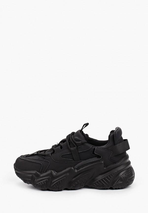 женские низкие кроссовки sprincway, черные