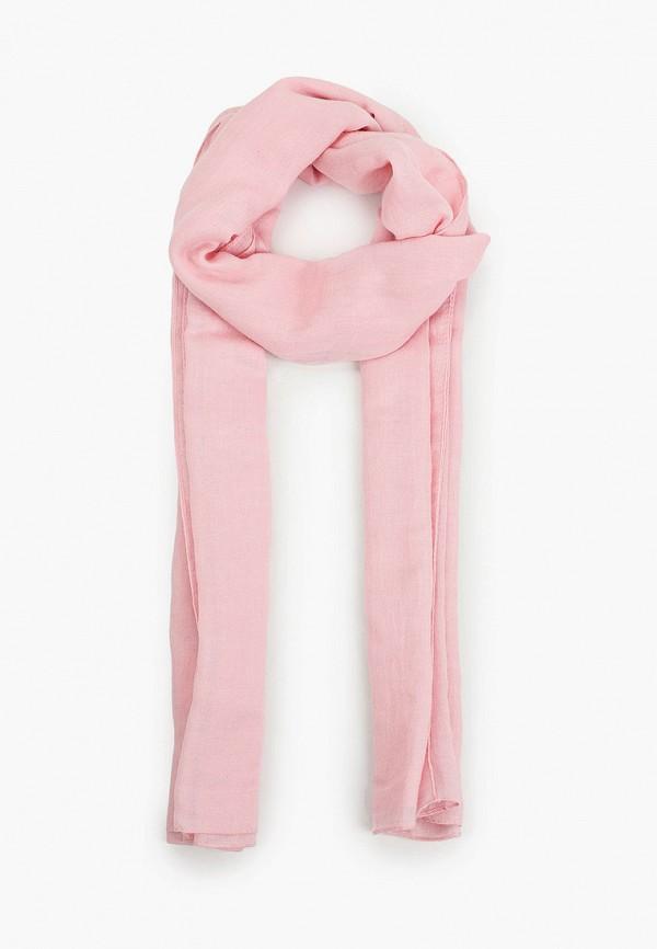 женский палантин gerry weber, розовый