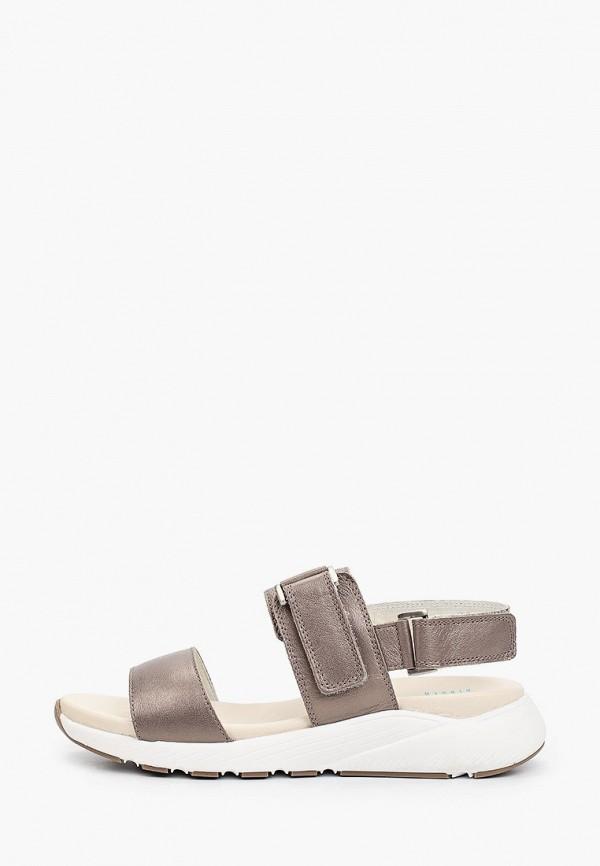 женские сандалии ralf ringer, коричневые