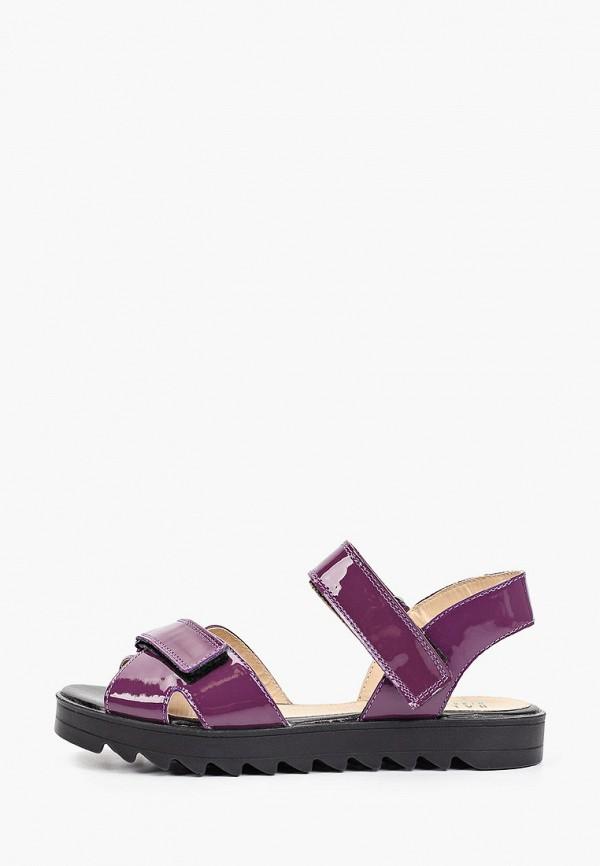 женские сандалии ralf ringer, фиолетовые