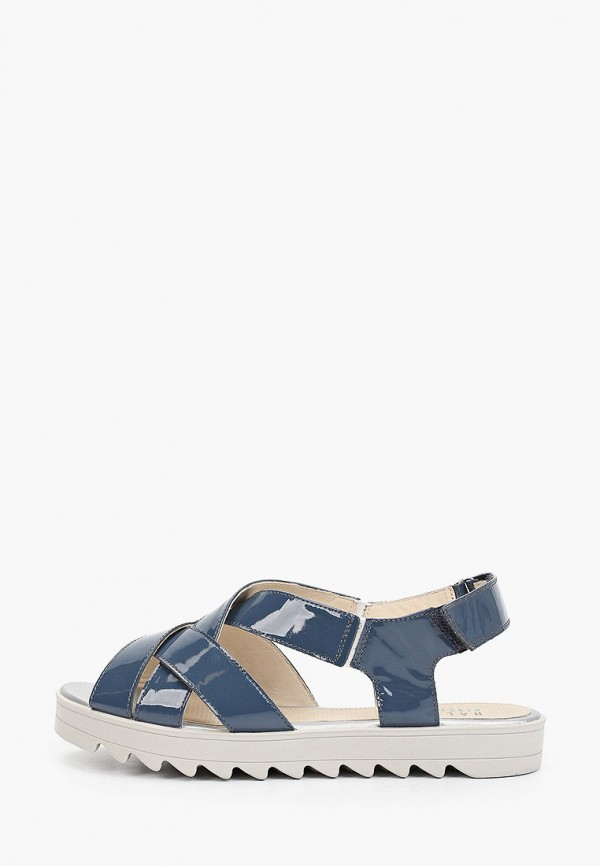 женские сандалии ralf ringer, синие