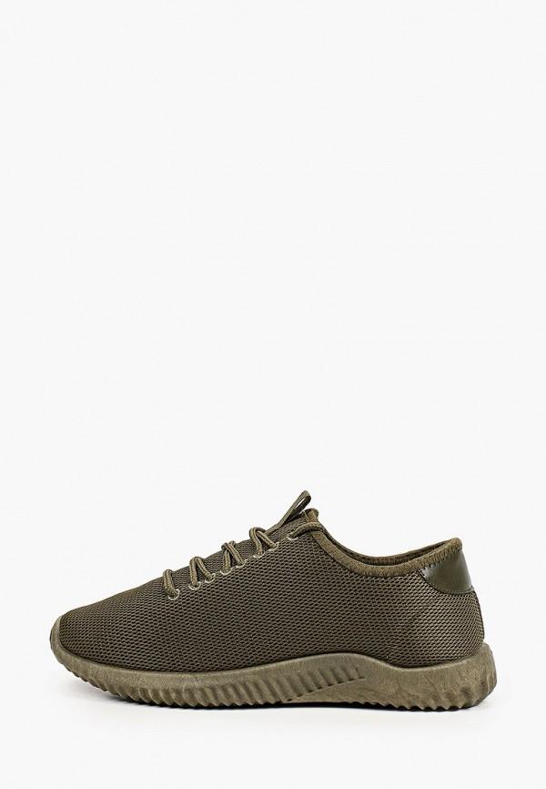 женские низкие кроссовки x-plode, зеленые