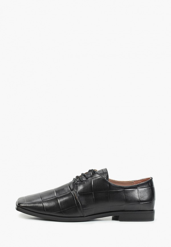 женские низкие ботинки graciana, черные