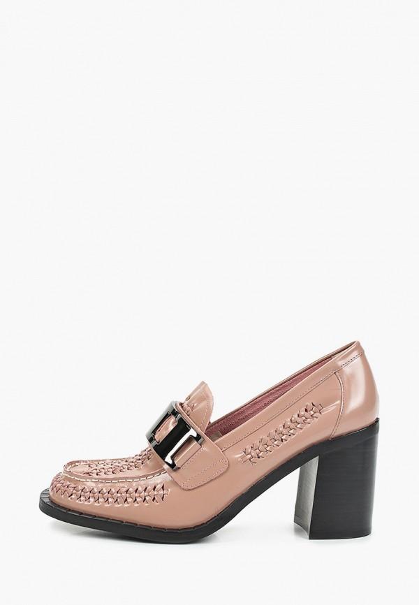 женские туфли с закрытым носом graciana, бежевые