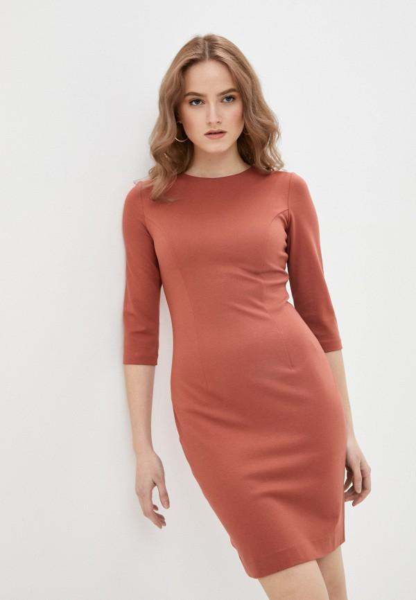 женское повседневные платье ruxara, розовое