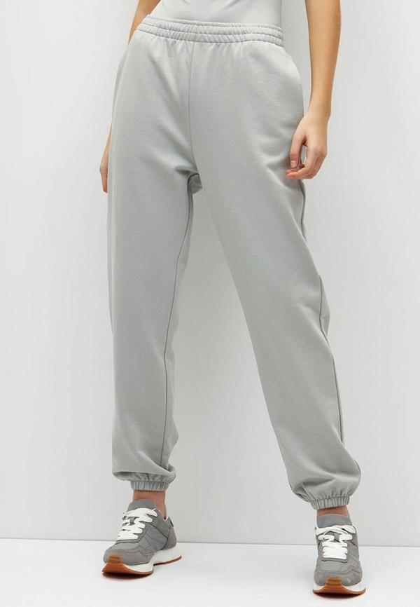 женские спортивные брюки lime, серые