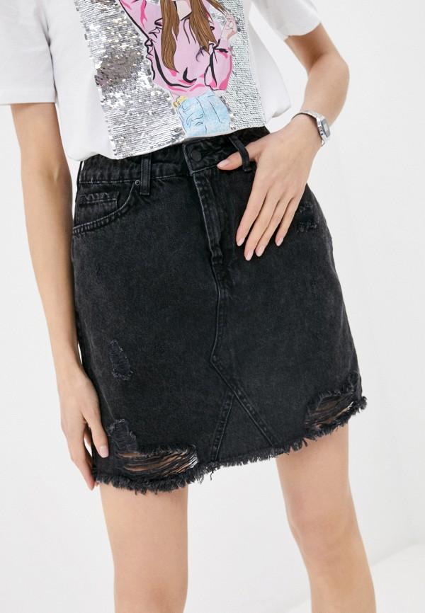 Юбка джинсовая Cracpot