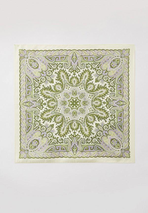 женский платок sandro, зеленый